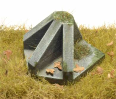 Anti Tank Obstacles, P1 (3) - ONLY 1 AVAILABLE