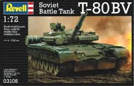 T80 BV Russian Main Battle Tank