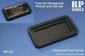 Tray for Hexagonal Punch & Die Set