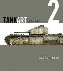 Rinaldi Studio Tank Art Vol.2: A Comprehensive Guide to Painting and Weathering WWII Allied Armor