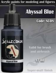 Abyssal Blue Paint 17ml
