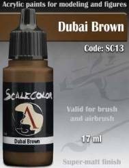 Dubai Brown Paint 17ml