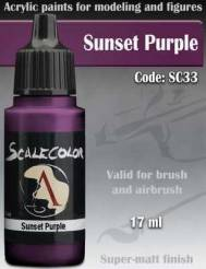Sunset Purple Paint 17ml