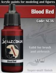 Blood Red Paint 17ml