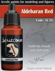 Aldebaran Red Paint 17ml