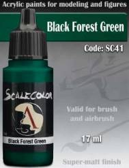 Black Forest Green Paint 17ml