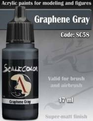 Graphene Gray Paint 17ml