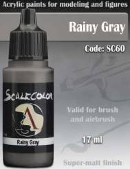Rainy Gray Paint 17ml