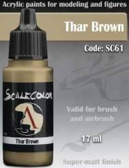 Thar Brown Paint 17ml