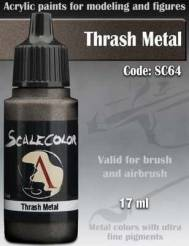 Metal N Alchemy- Thrash Metal Paint 17ml