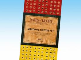 Sails of Glory: Additional Counter Set