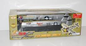 P-47D Thunderbolt Snortin Bull #13295 NIB 32XW- OOP 1 Available