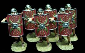 Conte Collectibles There Stands the Defense of Rome #SPQR027