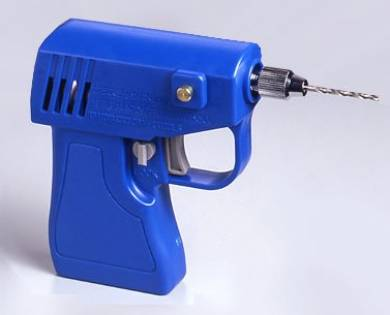 Electric Handy Drill - Battery Operated