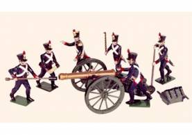 Tradition Of London N4A French Foot Artillery