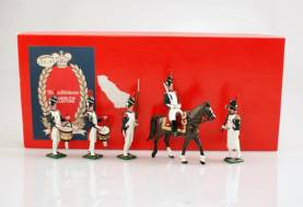 Traditiom N1B French Imperial Guards Grenadiers 1810