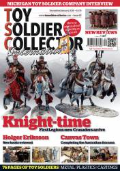 Toy Soldier Collector Magazine Issue 85 December-January 2019