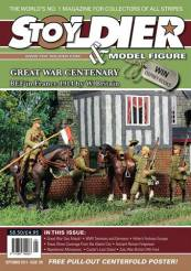 Toy Soldier & Model Figure Magazine Issue 196