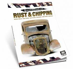 Rust and Chipping Techniques Book