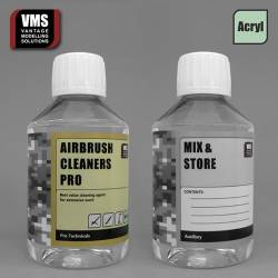 Airbrush Cleaners Pro Acrylic Concentrate 200ml