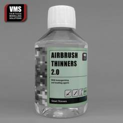 Airbrush Thinner 2.0 Acrylic Ready-Made Solution 200ml
