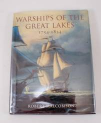 The Warships Of The Great Lakes 1754-1834 By Malcomson