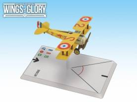 Wings of Glory WWI Miniatures: Spad S.VII (Guynemer)