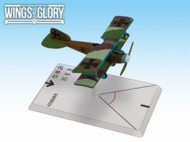 Wings Of Glory WWI Miniatures: Albatros D.II (Von Richthofen)