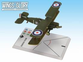 Wings Of Glory WWI Miniatures: Bristol F.2B Fighter (Harvey/Waight)