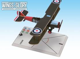 Wings of Glory: Airco DH.4 Bartlett/Naylor