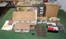 Conte Collectibles Zulu The Chapel Play Set #2