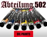 Abteilung 502 Oil Paints