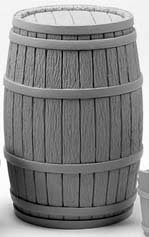 Wooden Barrel
