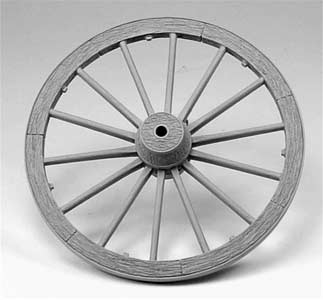 Field Artillery Wheel