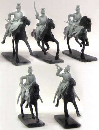 Mounted German Uhlans Any Regiment