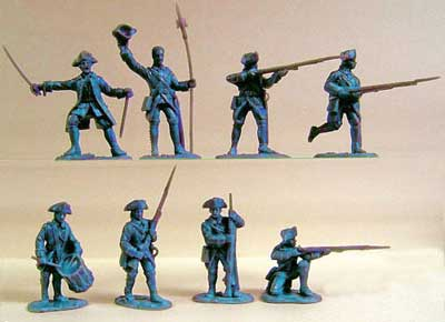 Seven Years War 1756-63 Prussian Army