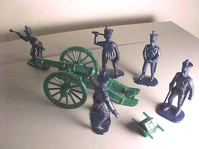 Napoleonic Wars French Line Foot Artillery, Waterloo 1815