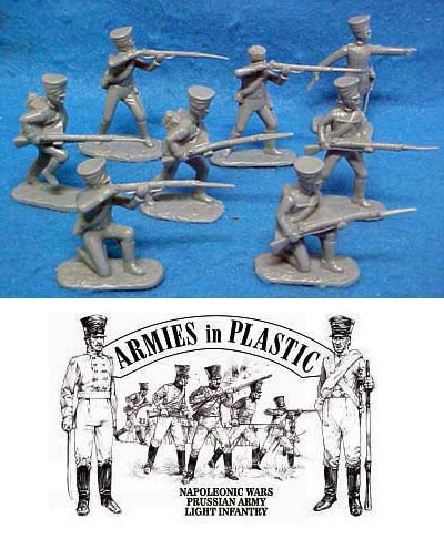 Napoleonic Wars Prussian Army Line Infantry