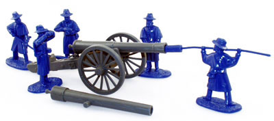 American Civil War Union 30lb. Artillery