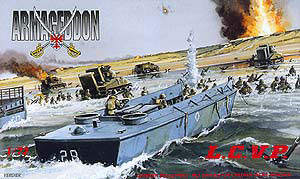 LCVP US Landing Craft
