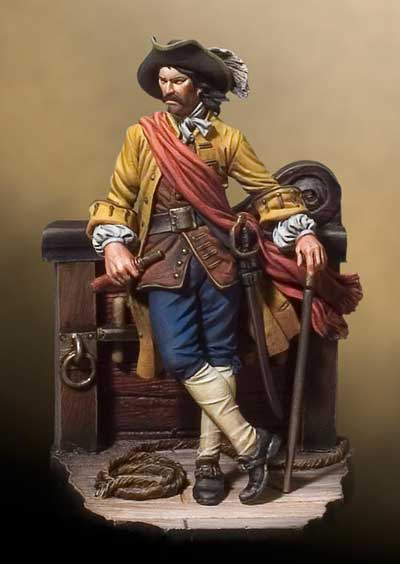 Pirates Of The Caribbean- Captain William Kidd