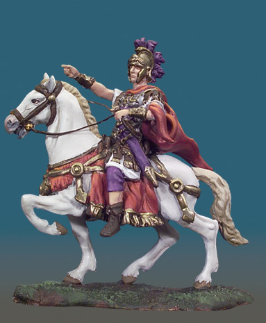 Mounted Roman General 100 AD