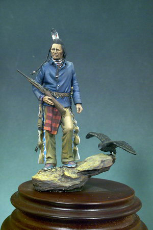 Crow Scout 1876