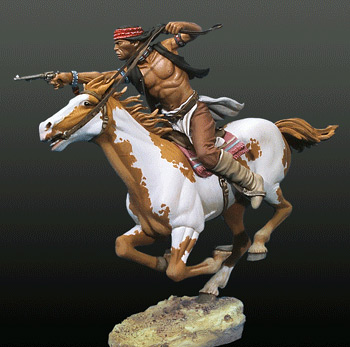 Mounted Apache