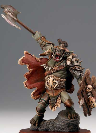 Warlord Saga: Volgor, the Skull Hunter