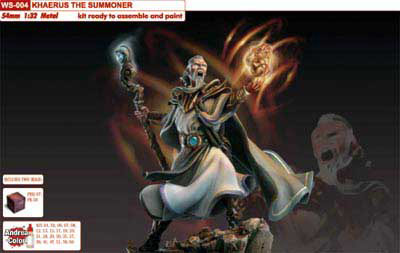 Warlord Saga: Khaerus the Summoner