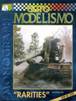 Euro Modelismo- Rarities Modelling Armoured Vehicles