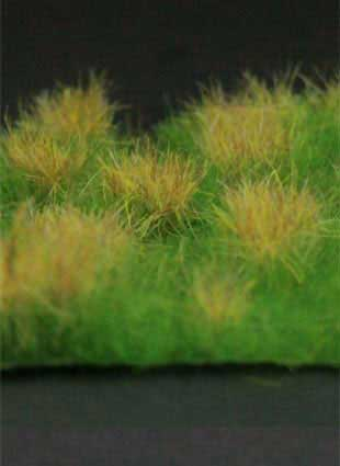 Grass Mat- Light Green Long Grass Mat
