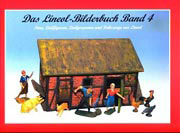 Das Lineol Bilderbuch Band 4 (Animals, Farm & Civilian Figures Made by Lineol of Germany)
