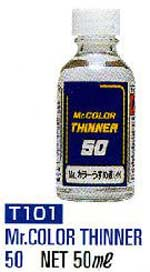 Mr. Color Paint Thinner 50ml Bottle